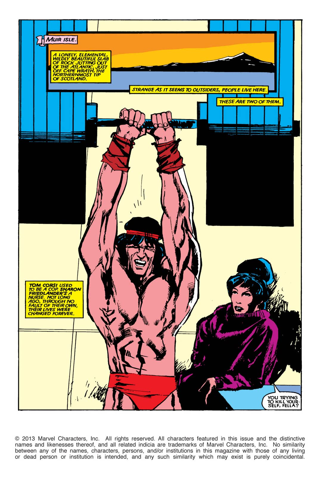 New Mutants (1983-1991) #26