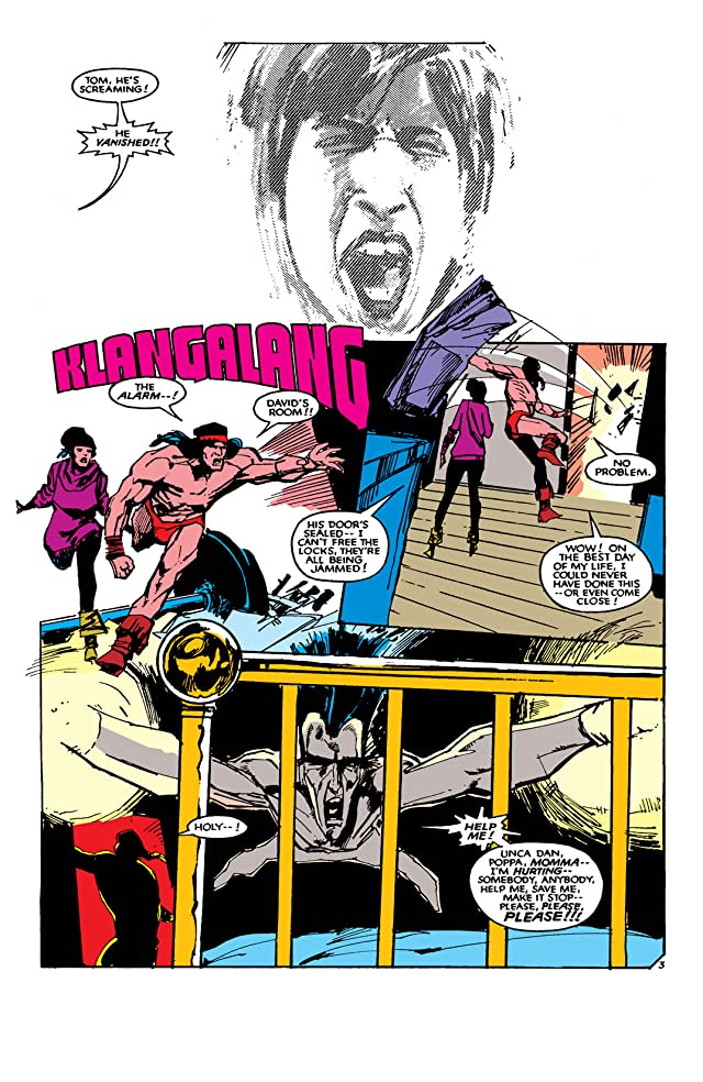 click for super-sized previews of New Mutants (1983-1991) #26