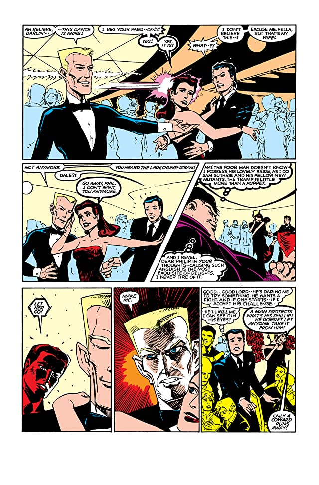 New Mutants (1983-1991) #33