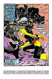 New Mutants (1983-1991) #34