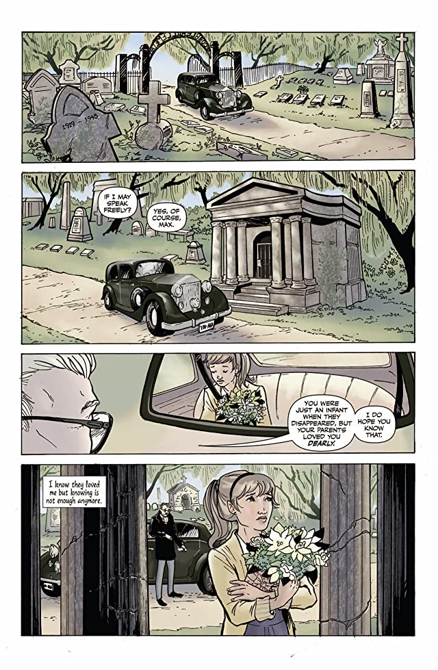 click for super-sized previews of Cobble Hill #1 (of 5)