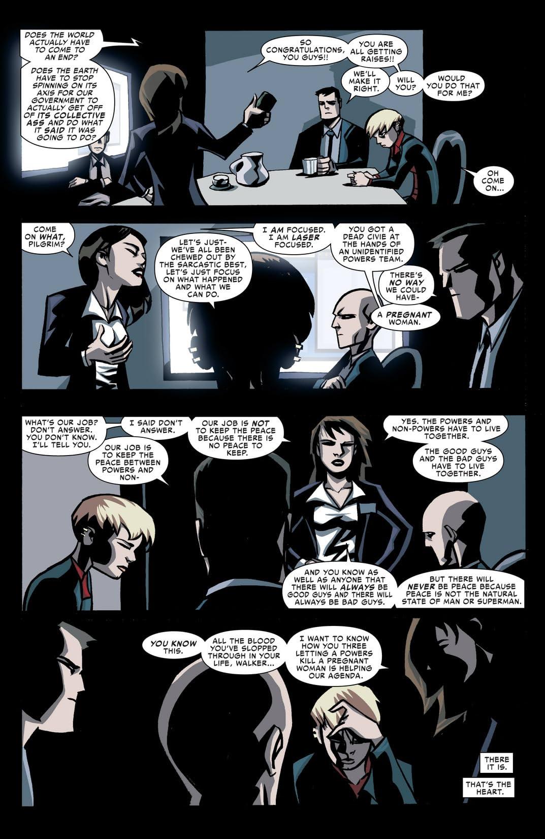 Powers: Bureau #3