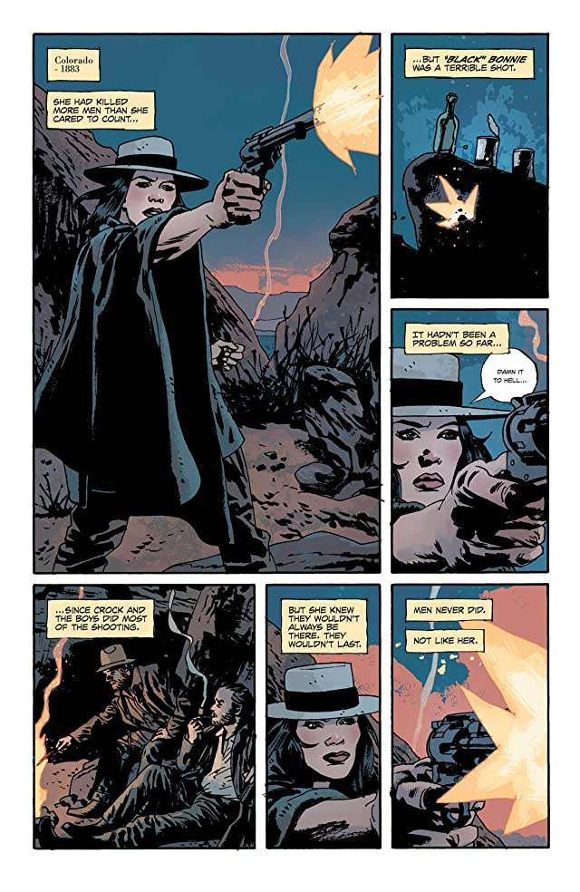 click for super-sized previews of Fatale #13
