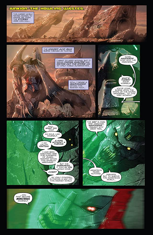 Transformers: Monstrosity #3 (of 12)
