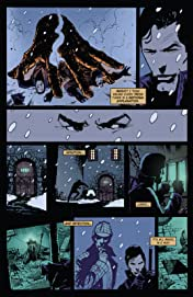 Five Ghosts #1