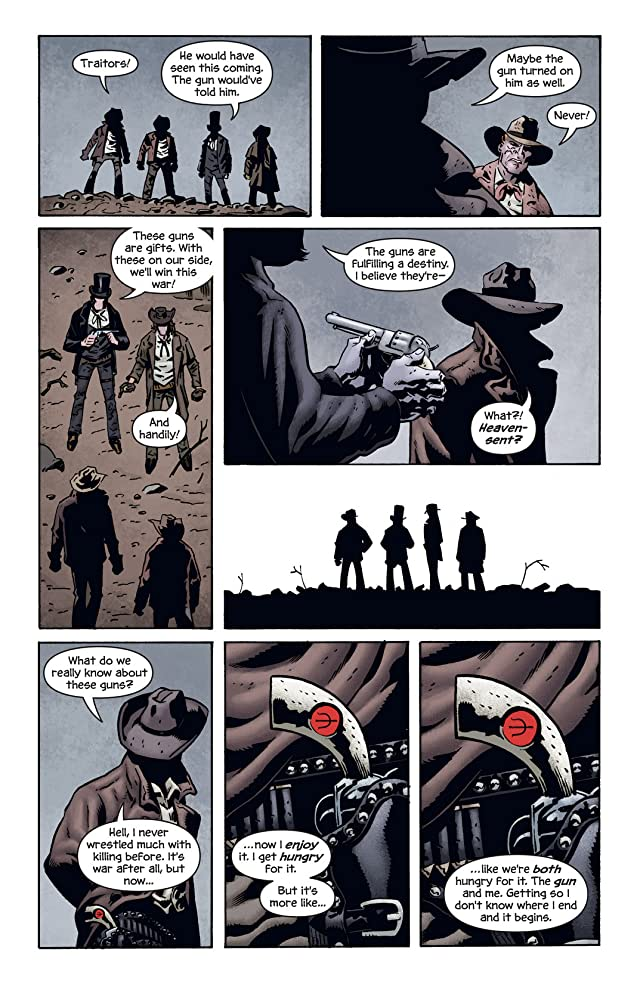 The Sixth Gun: Sons of the Gun #2 (of 5)