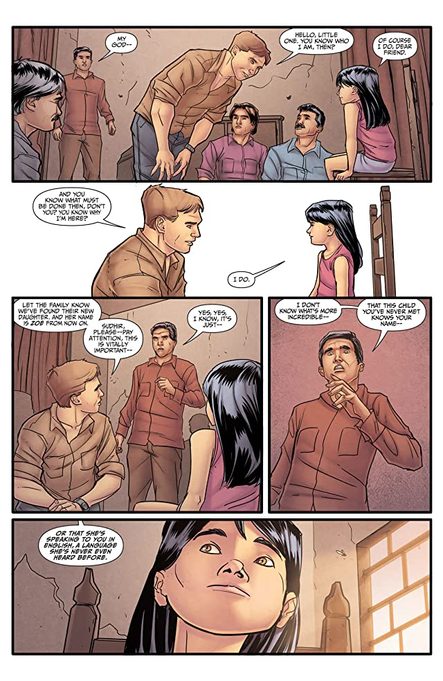 click for super-sized previews of Morning Glories Vol. 2