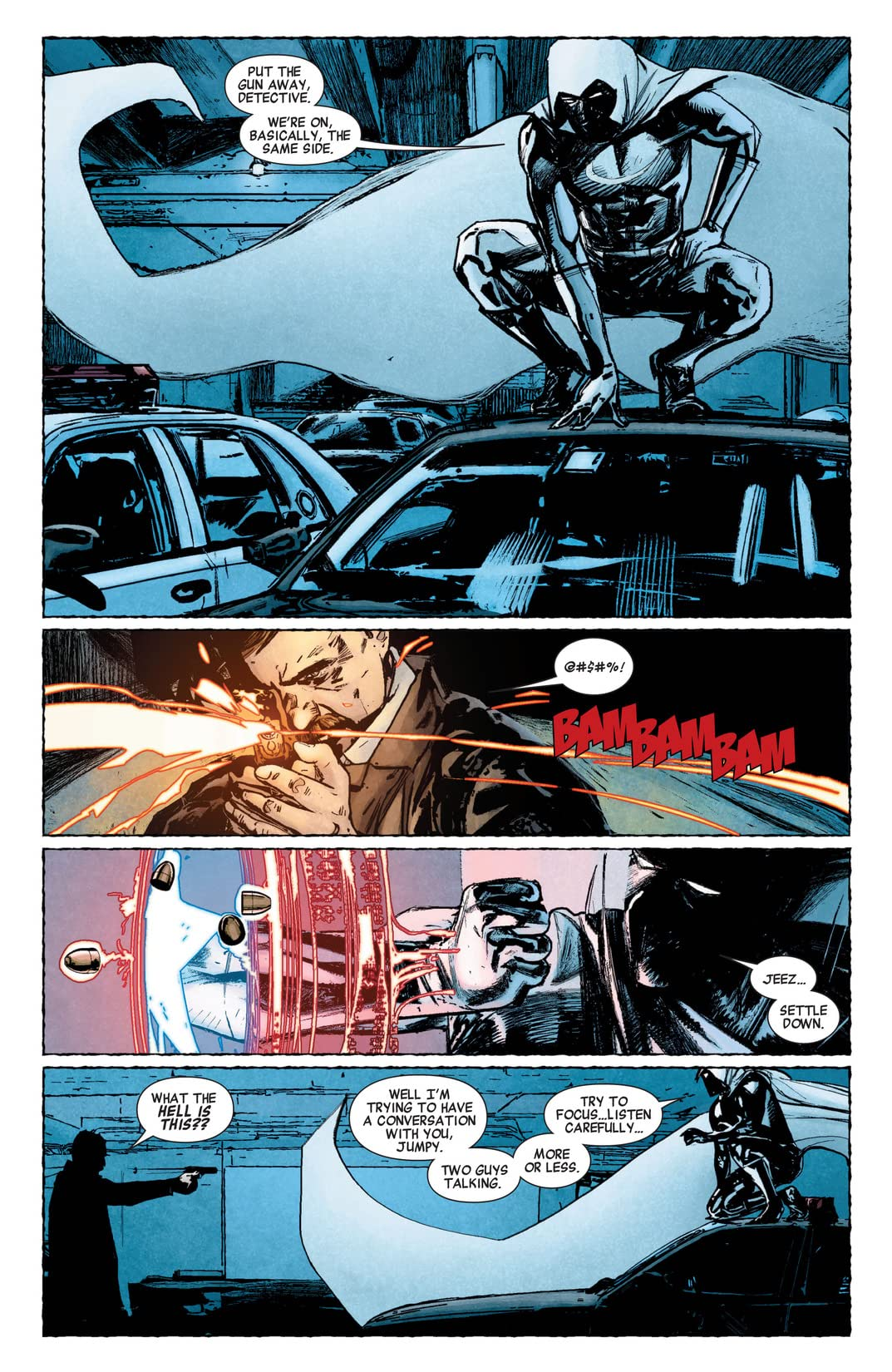 Moon Knight (2010-2012) #8
