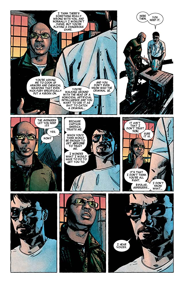 click for super-sized previews of Moon Knight (2010-2012) #7