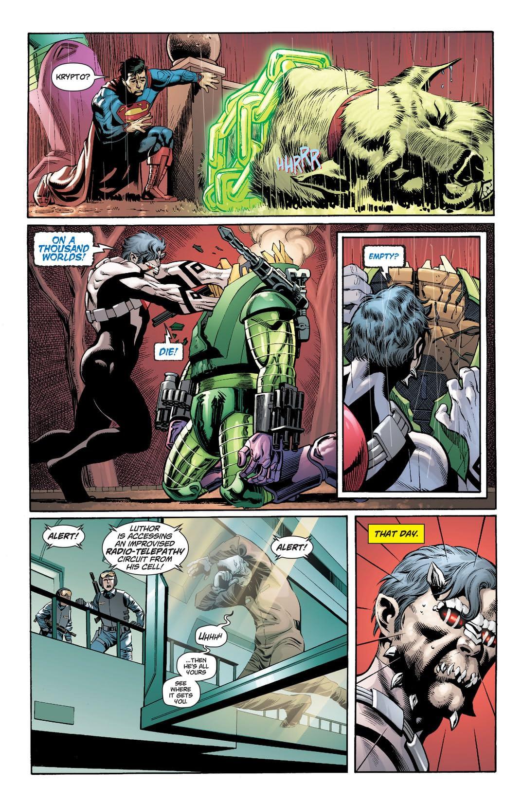 Action Comics (2011-2016) #18