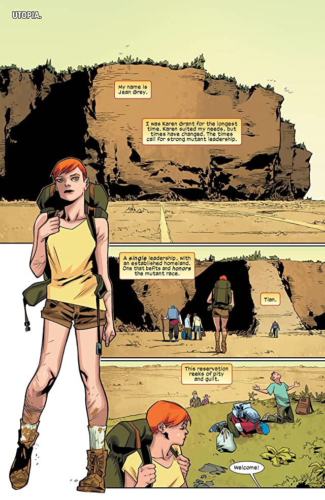 click for super-sized previews of Ultimate Comics X-Men #25