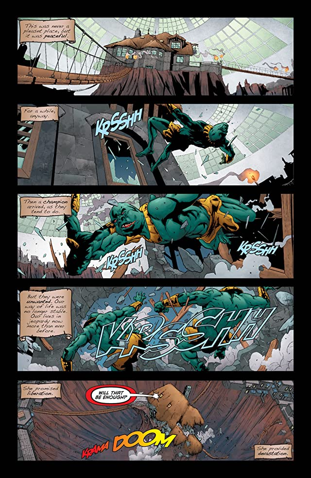 click for super-sized previews of DC Universe Presents (2011-2013) #18
