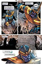 Thanos Rising #1 (of 5)