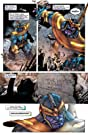 click for super-sized previews of Thanos Rising #1