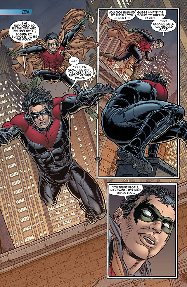 click for super-sized previews of Nightwing (2011-2014) #18