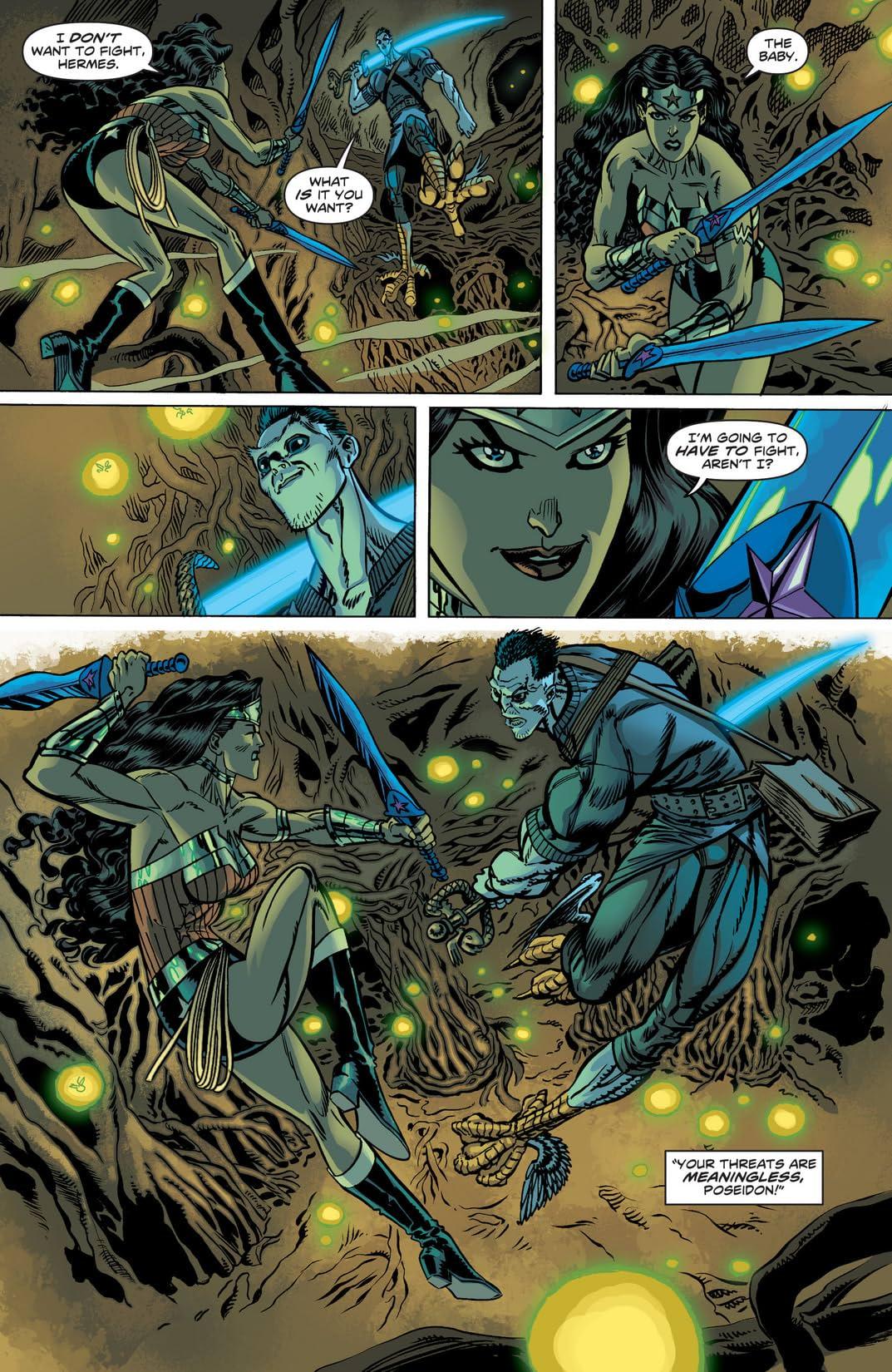 Wonder Woman (2011-) #18