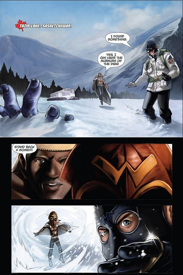 Legion Unleashed #1