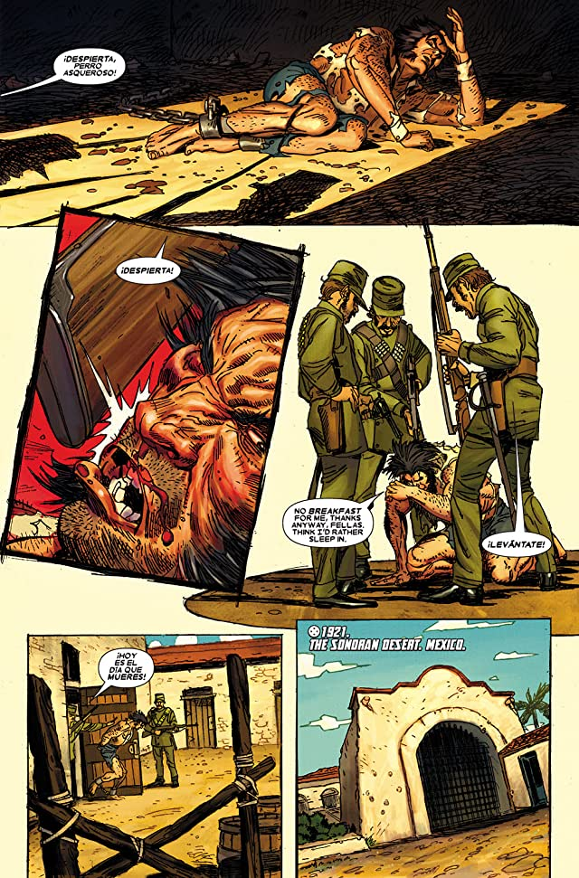 click for super-sized previews of Wolverine (2003-2009) #62