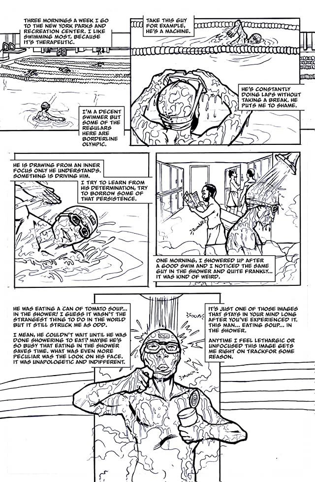click for super-sized previews of The Gateway to Greatness Vol. 1: I've Had Better Days...