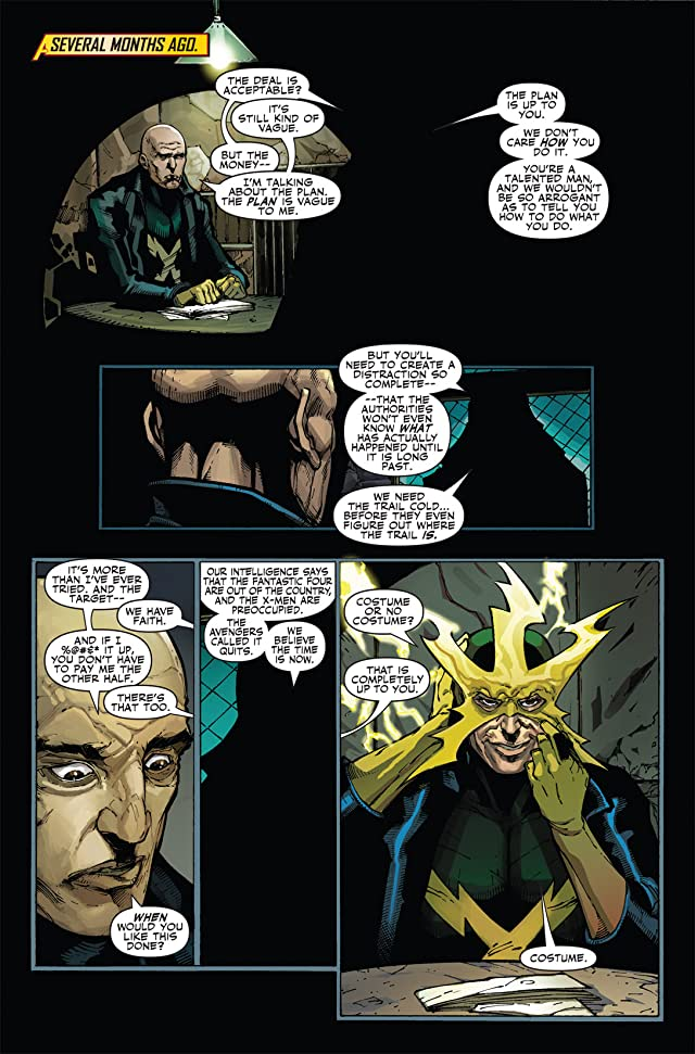 click for super-sized previews of Mighty Avengers (2007-2010) #16