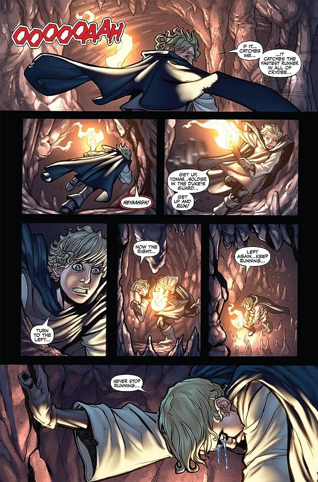Magician: Apprentice Riftwar Saga #10 (of 17)