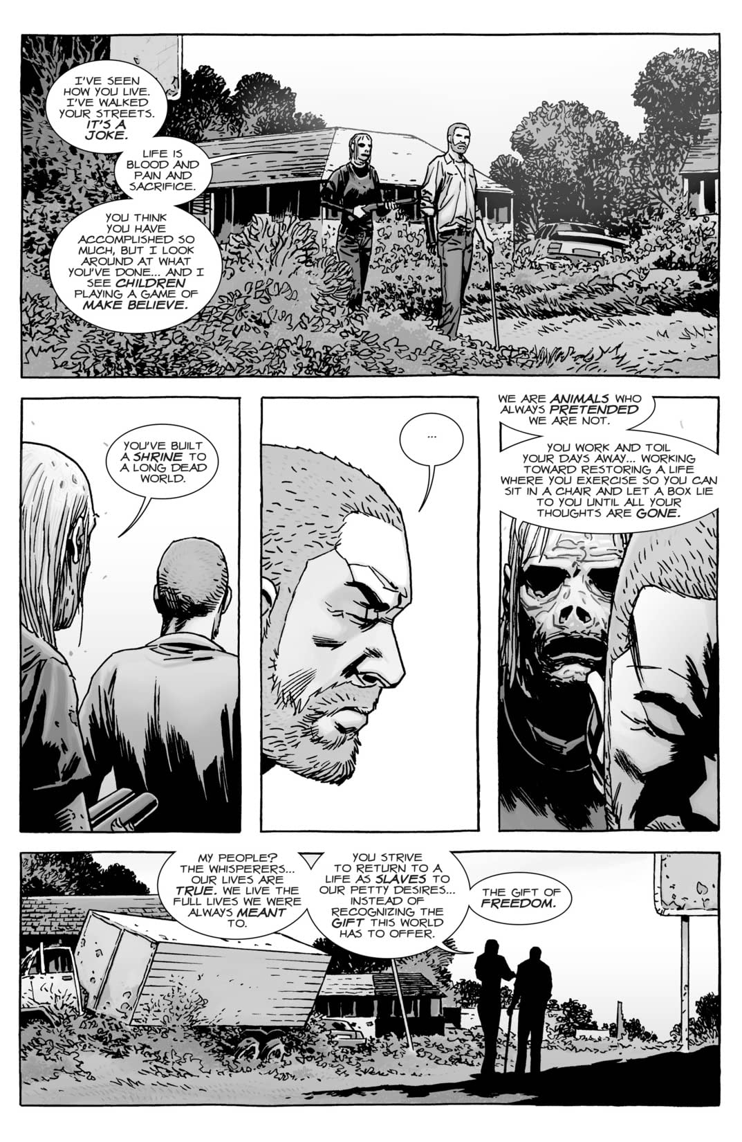 The Walking Dead #144