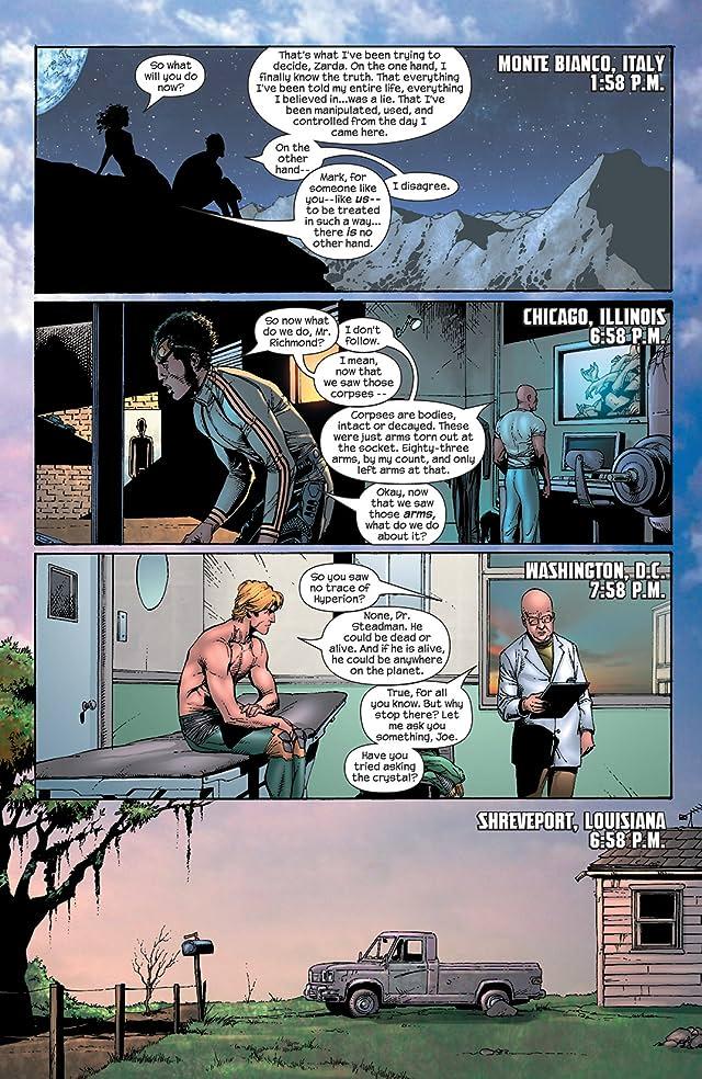 Supreme Power Vol. 1 #12
