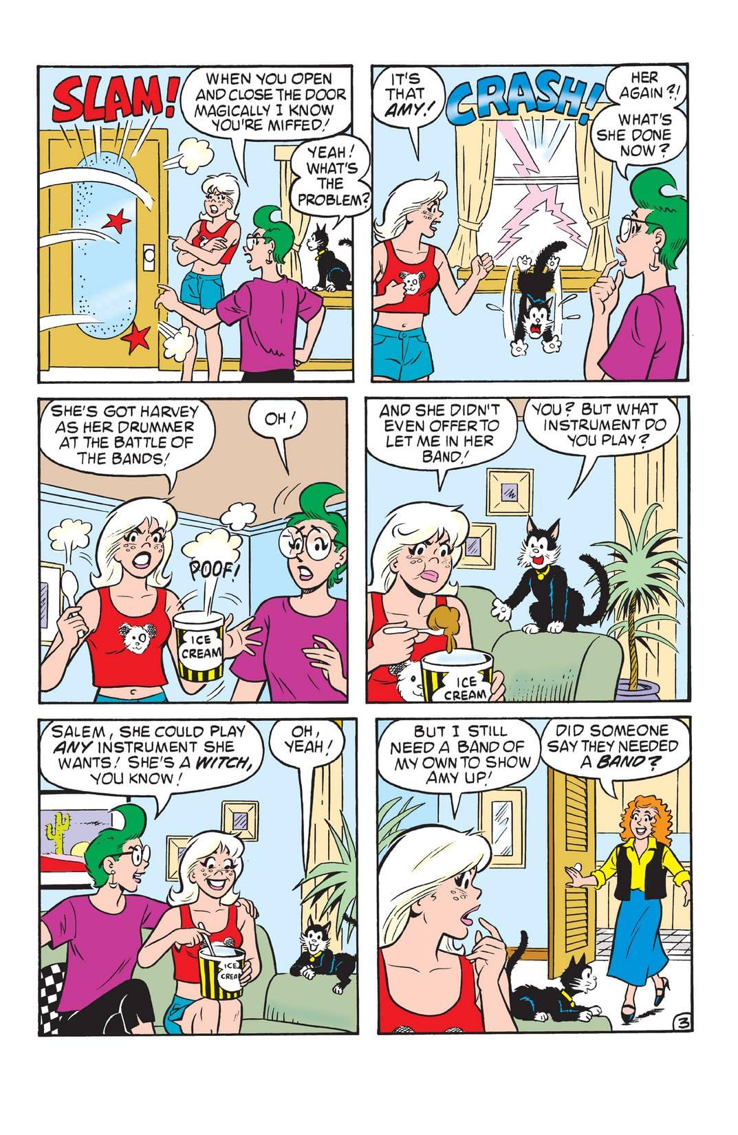 Sabrina the Teenage Witch #17