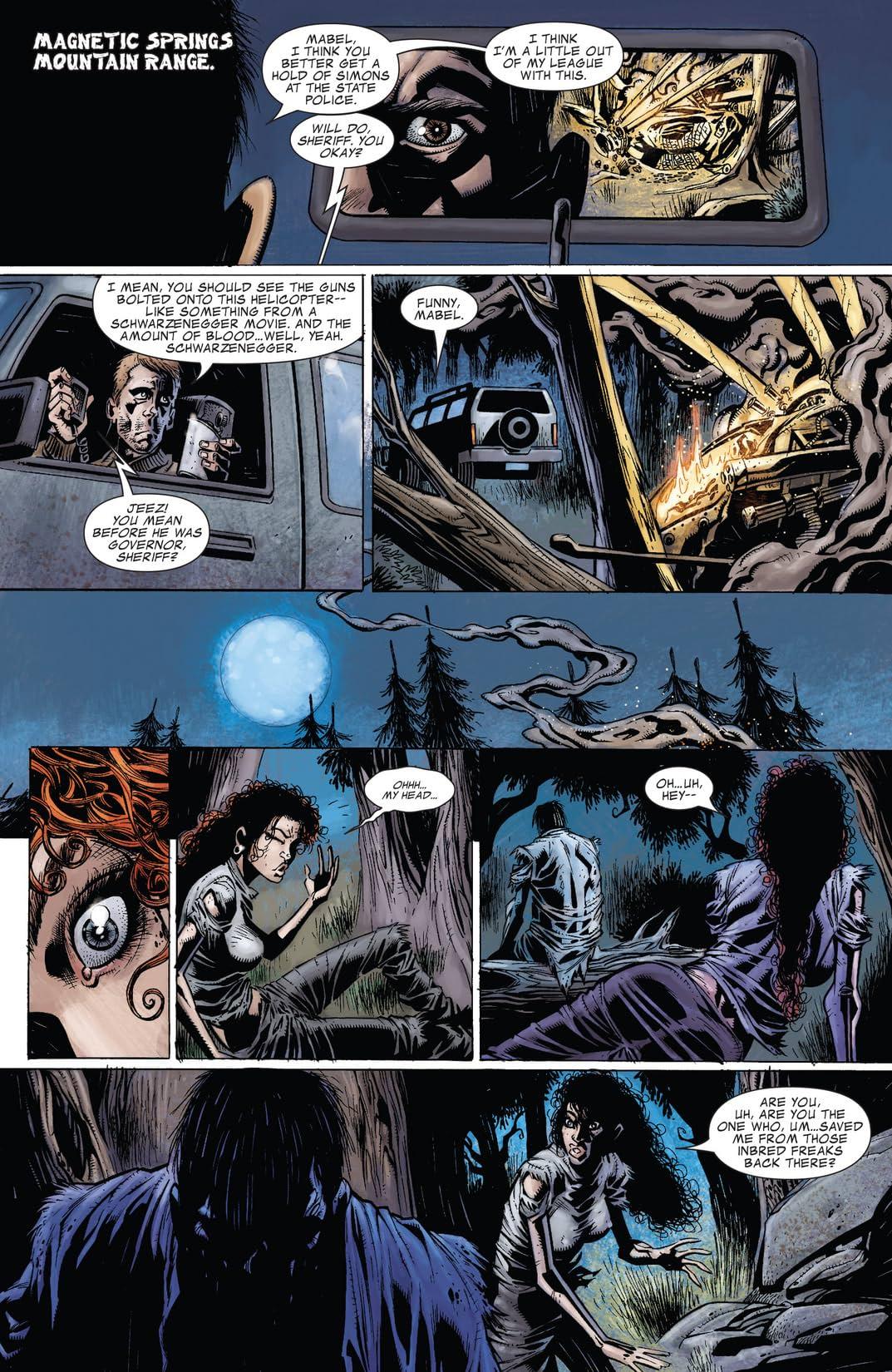 The Zombie: Simon Garth #2 (of 4)