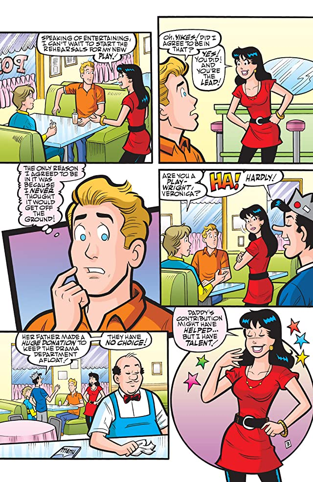 click for super-sized previews of Kevin Keller #8