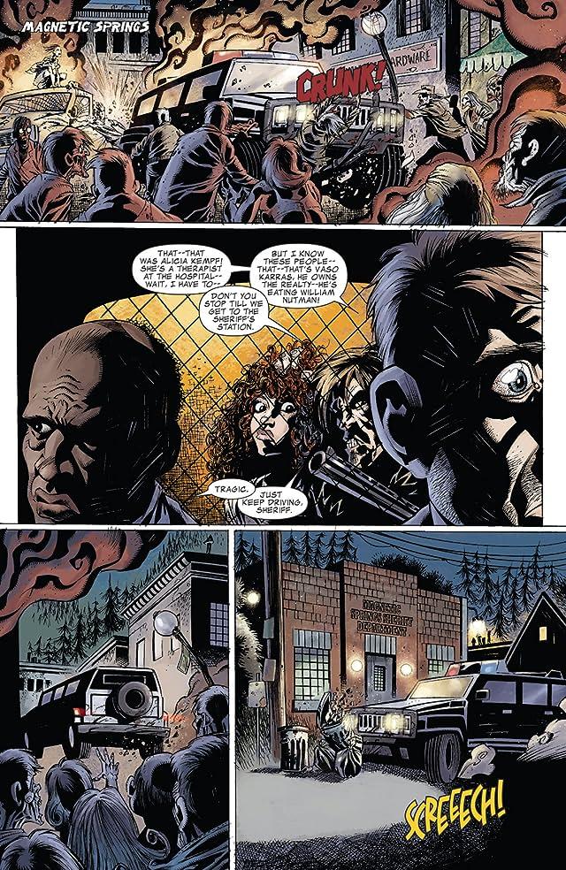 The Zombie: Simon Garth #4 (of 4)