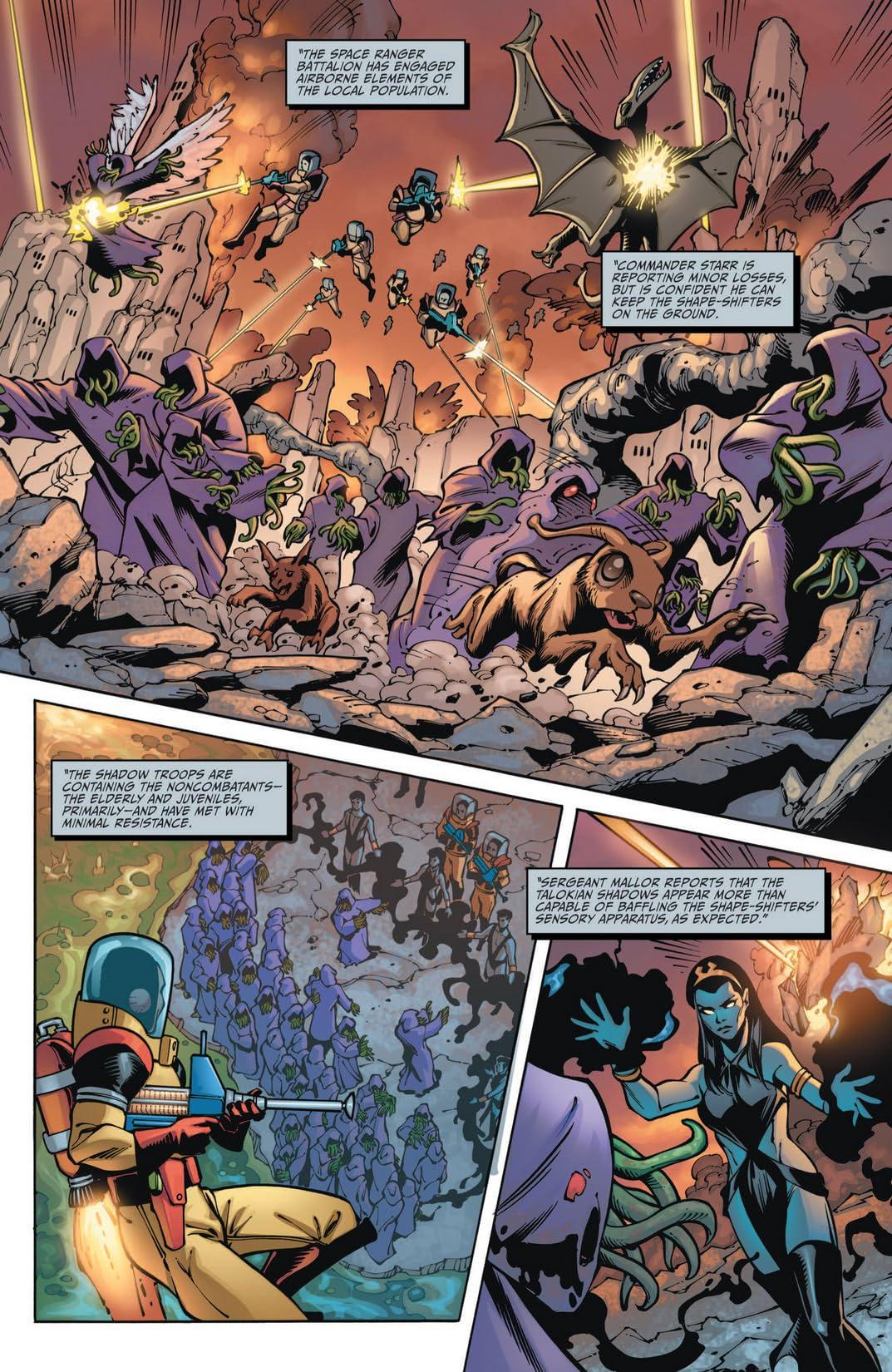 Star Trek/Legion of Super-Heroes Vol. 1