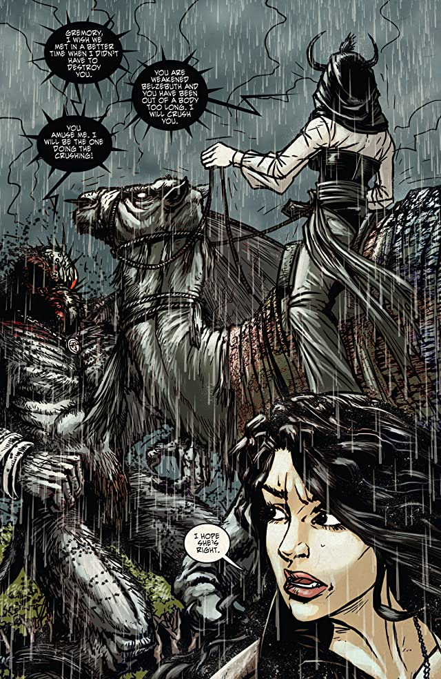 click for super-sized previews of Repossessed #4 (of 4)