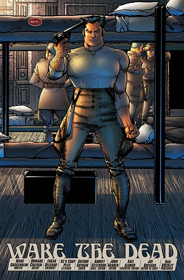 click for super-sized previews of Wolverine (2003-2009) #60