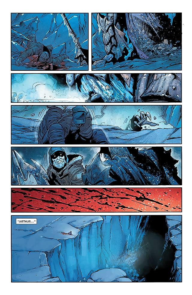 Aquaman (2011-) #18