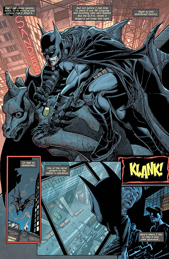 Batman: The Dark Knight (2011-2014) #18