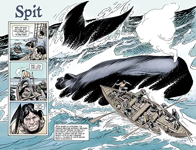 click for super-sized previews of Joe Kubert Presents #6 (of 6)