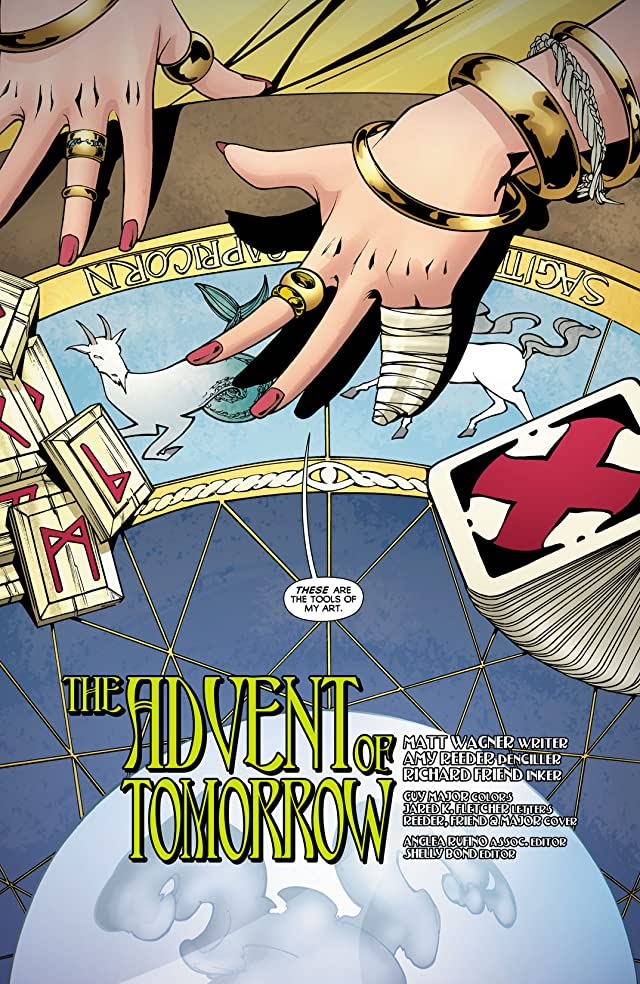 click for super-sized previews of Madame Xanadu (2008-2011) #29