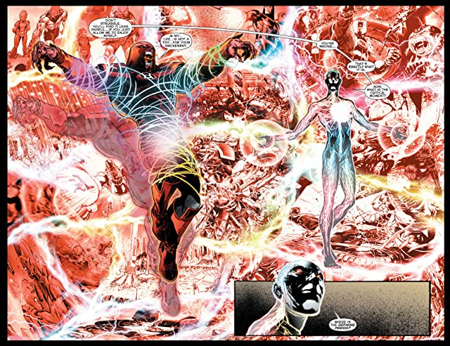 click for super-sized previews of Red Lanterns (2011-2015) #18