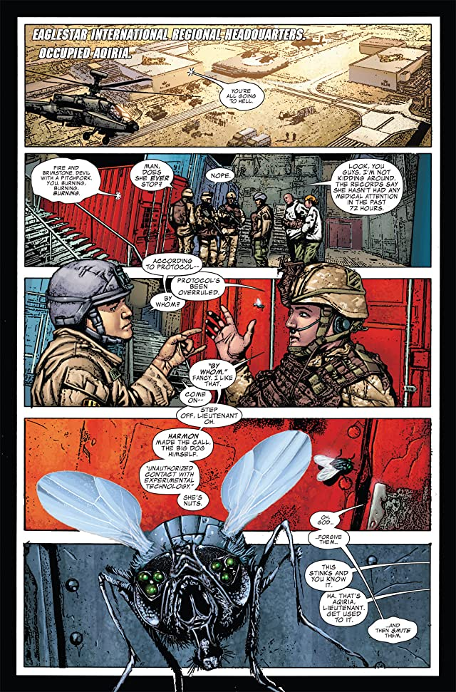 War Machine (2008-2010) #2