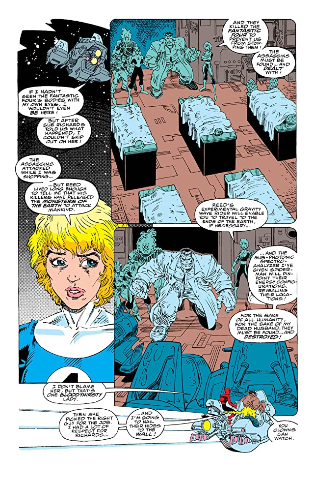 click for super-sized previews of Fantastic Four (1961-1998) #348