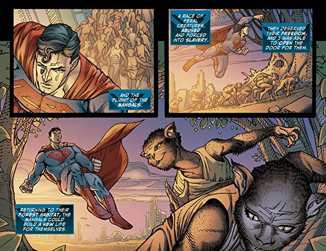Superman Beyond (2012-2013) #16