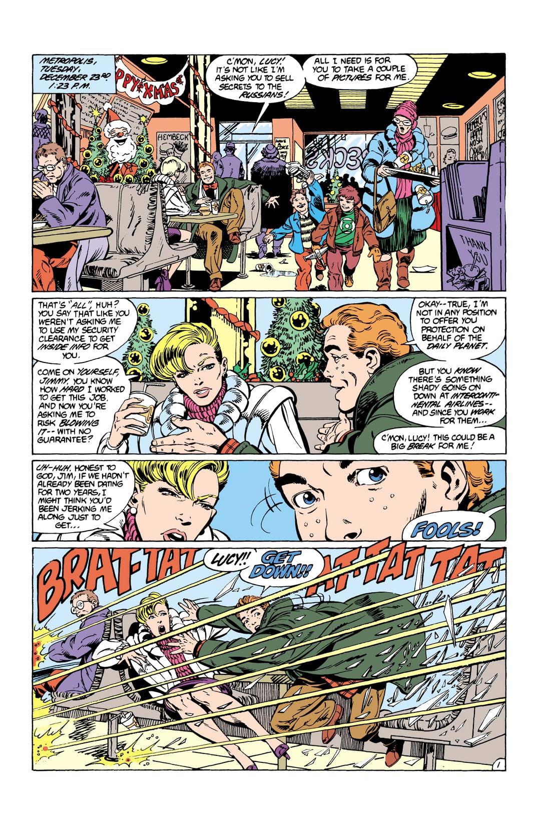 Superman (1987-2006) #4