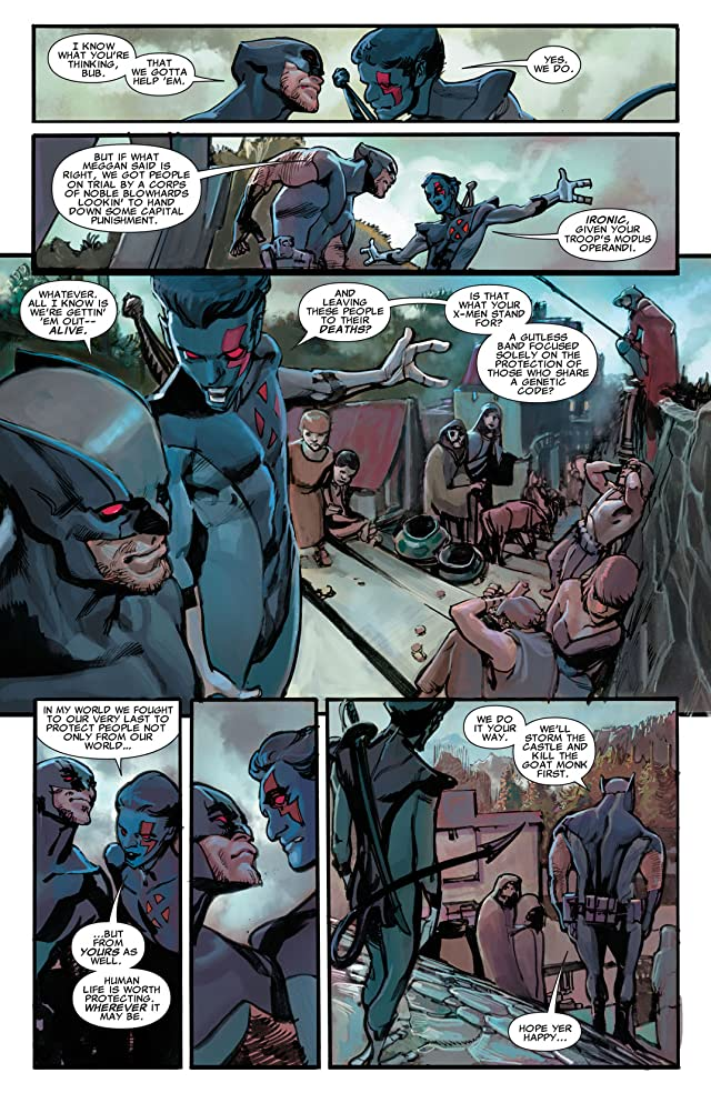 click for super-sized previews of Uncanny X-Force (2010-2012) #22