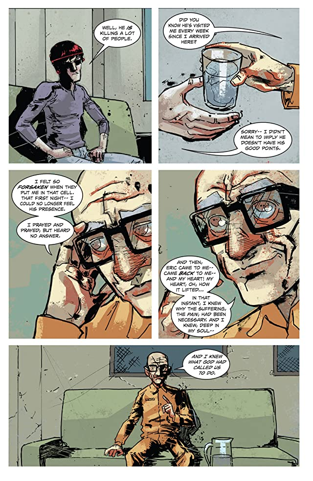 click for super-sized previews of Bedlam #6