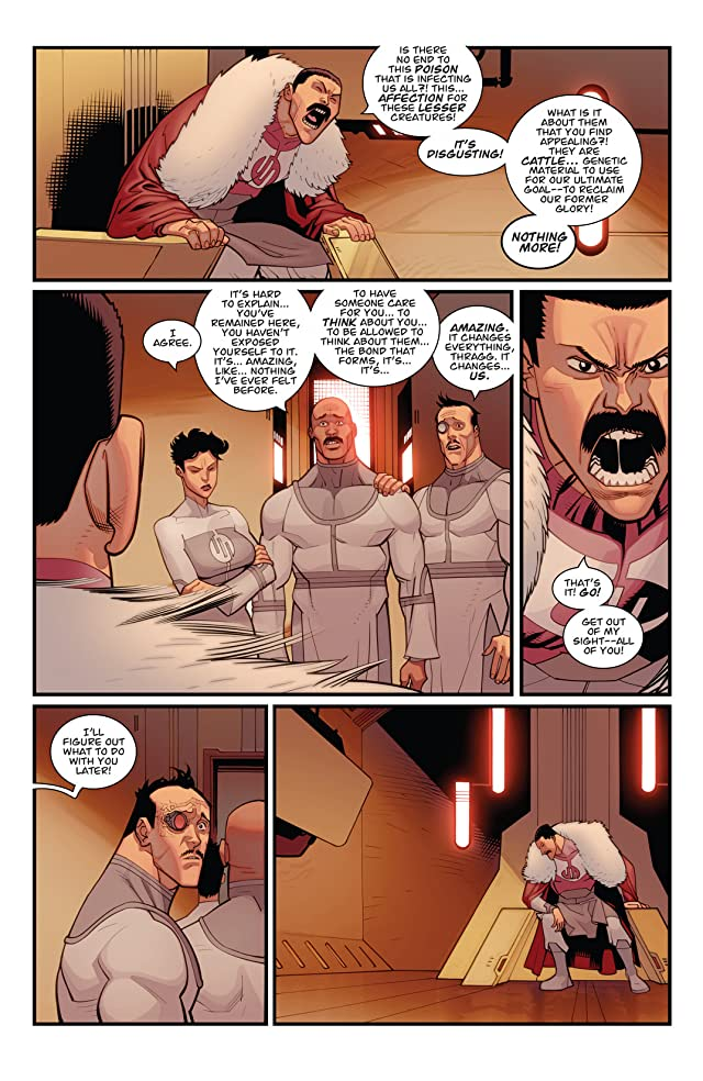 click for super-sized previews of Invincible #101
