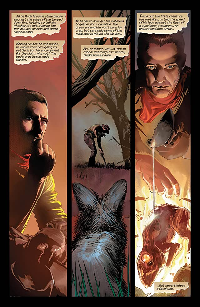 Dark Tower: The Gunslinger - Evil Ground #1 (of 2)