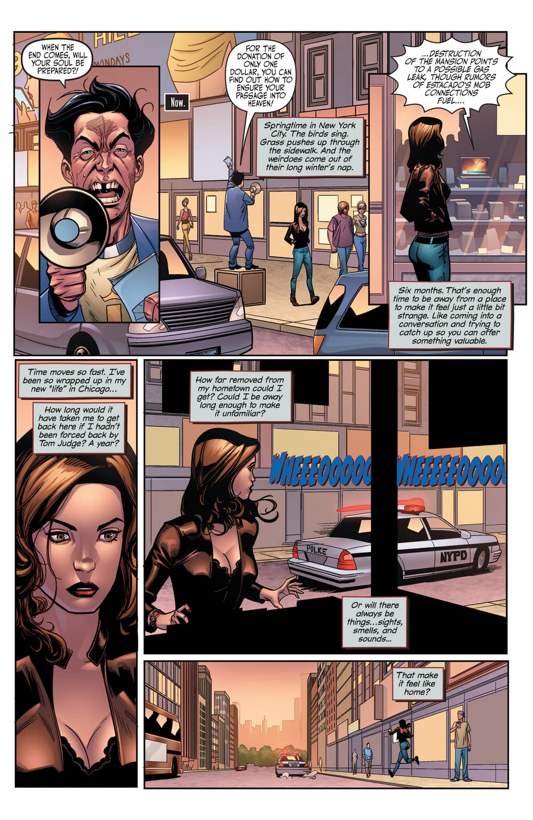Witchblade #165