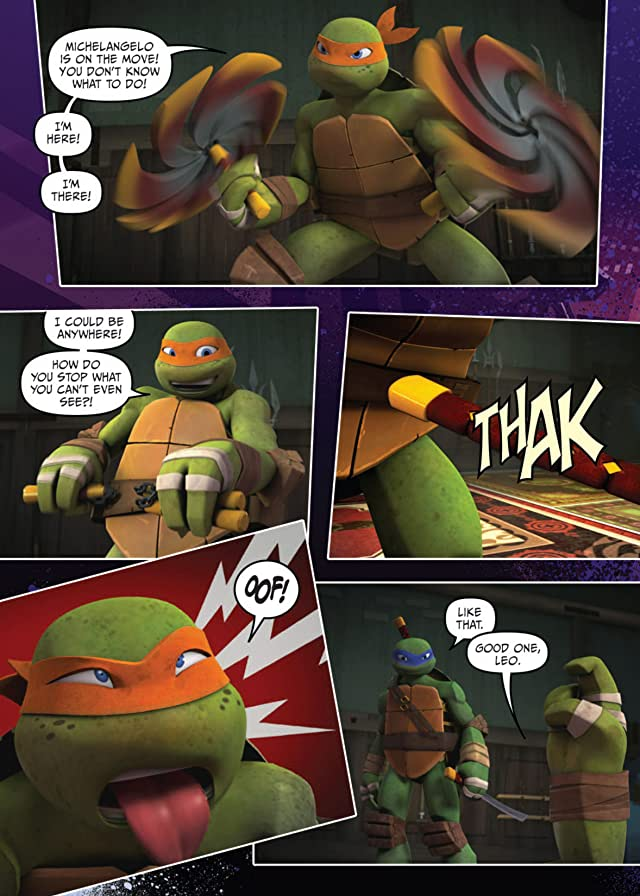 Teenage Mutant Ninja Turtles: Animated Vol. 1