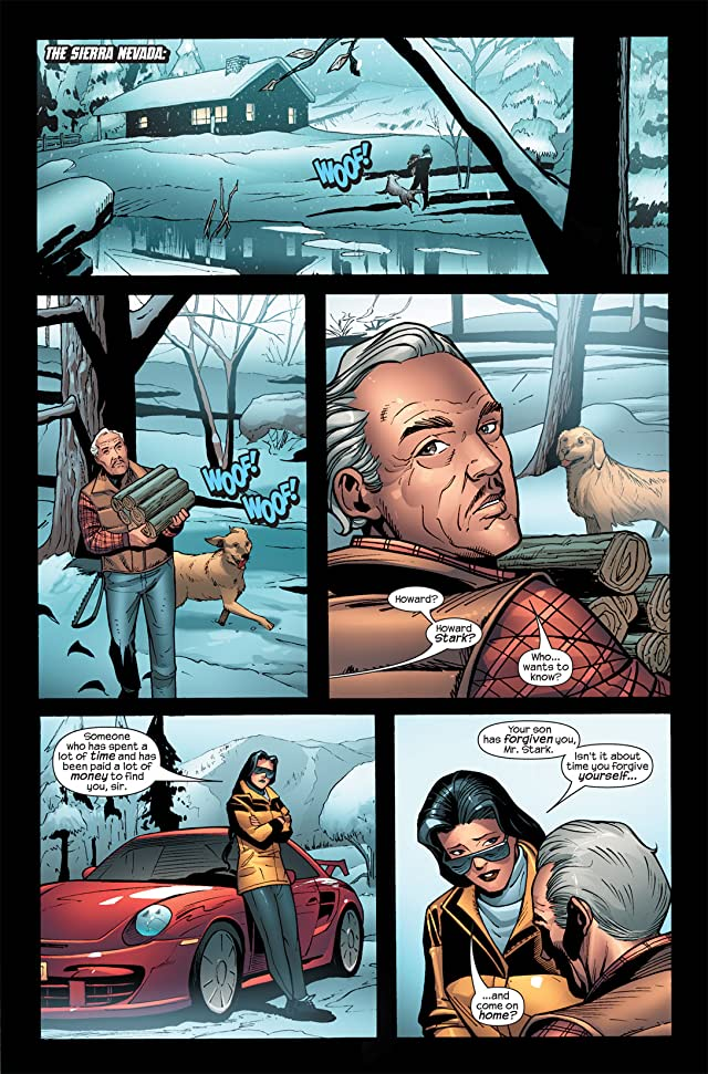 click for super-sized previews of Marvel Adventures Iron Man #10
